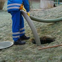 Septic Tank Emptying and Cleaning
